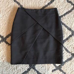 H&M Slate Grey Pencil Skirt